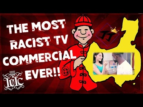 IUIC: The Jew Journal: The Chinese Make The Most Racist TV Commercial Ever!!