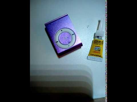 MP3 Player Teardown Repair Reassemble