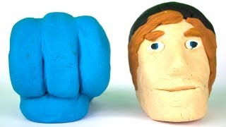 Play-doh Pewpie andpiemarzia, Minecraft, Sonic The Hedgehog Surprises