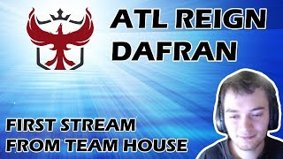 Dafrans first stream from ATL Reign House