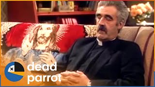 """""""Entertaining Father Stone"""" 