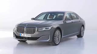 New BMW 7 Series 2019- Driving Car