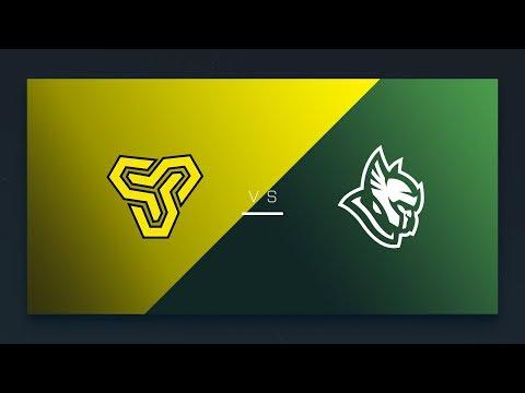 CS:GO - Space Soldiers vs. Heroic [Train] Map 2 - EU Matchday 2 - ESL Pro League Season 7