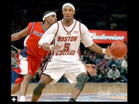 Boston College Eagles Basketball 2000-2001 Highlights Video