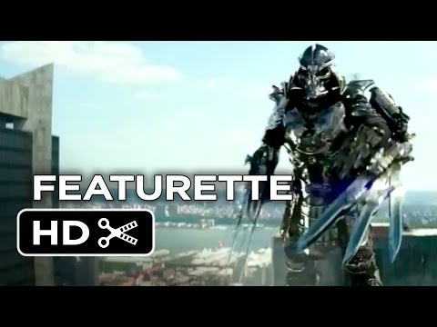 Teenage Mutant Ninja Turtles Featurette - Shredder (2014) - Ninja Turtle Movie HD