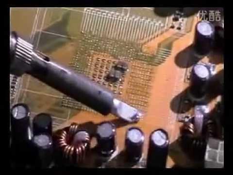 Отвал сокета 775 как ремонтировать