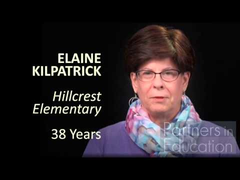 2015 Delaware County Excellence in Teaching Award