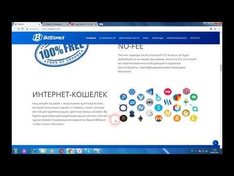 Bitesprit - обеспечение прямого доступа к широкому спектру торговли