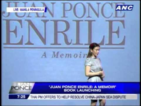 Ciara sings at JPE book launching