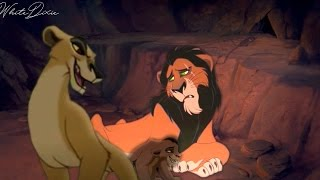 What if Mufasa never existed? (LION KING CROSSOVER)