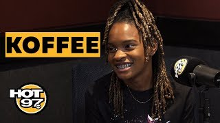 Koffee On Recent Success, Buju Banton & New Music w/ Rihanna