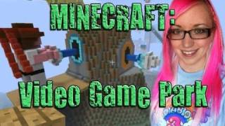MINECRAFT: Video Game Amusement Park (Update)