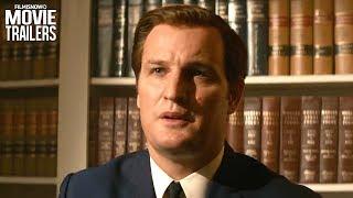 Chappaquiddick Trailer - Jason Clarke & Kate Mara in Ted Kennedy Biopic