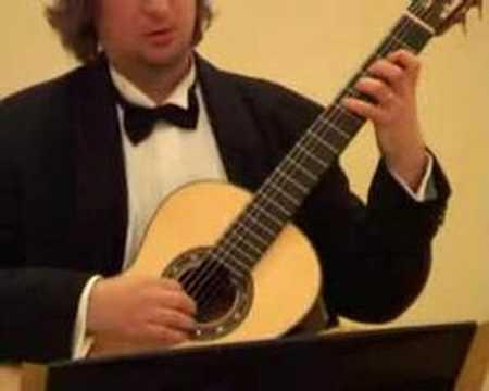 Bach Sonata no 2, Allegro. Jakob Henriques