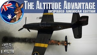 War Thunder - P-51: The Altitude Advantage (Lite New Player Tutorial)