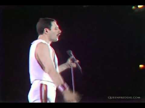 I Want To Break Free (Live At Wembley 11-07-1986)