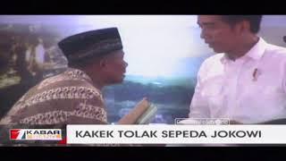 Download Lagu Kakek Tolak Sepeda Jokowi, Diganti Uang Untuk Biaya Skripsi Anaknya Gratis STAFABAND