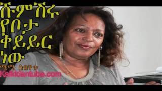 Zami Radio - Mimi Sebhatu live phone conversation with public