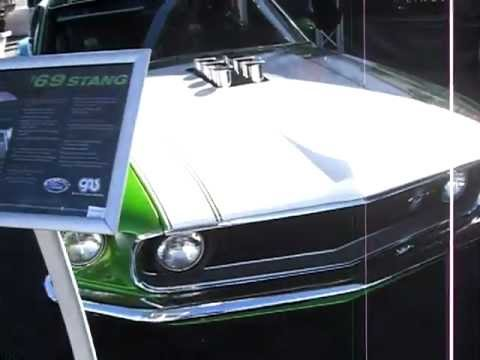 1969 Ford Mustang Dynacorn Body built by GAS