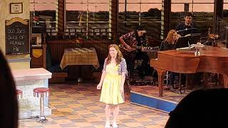 Lucie Jones - She used to be mine. Waitress the musical London!