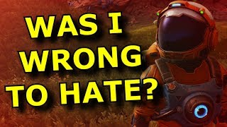 Was I Wrong To Hate No Man's Sky? - Beyond Update Review