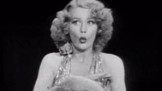 "June Havoc singing ""The Man with the Big Sombrero"""