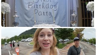 Scary Road Rage and Korean First Birthdays // Nicholalala