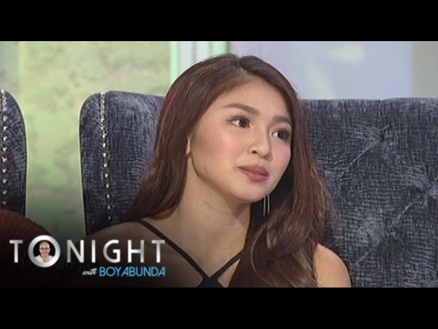 TWBA: Nadine Lustre used to have trust issues