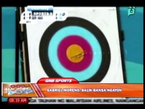 GMB - Sports Lang: Batang Gilas, nakuha ang ikalimang pwesto sa FIBA Asia Under-18 [08/29/14]