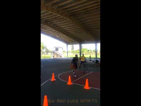 Dribbling Drills by Will and Luke Sports
