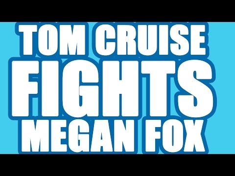 Megan Fox Slaps Tom Cruise In Super Smash Bros for 3DS/WiiU Celebrity Tournament 1 [Part 3/15]