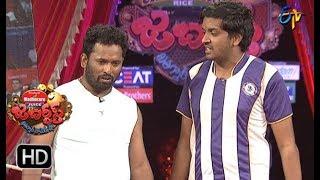 Kiraak RP Performance   Jabardasth    8th  March 2018    ETV  Telugu