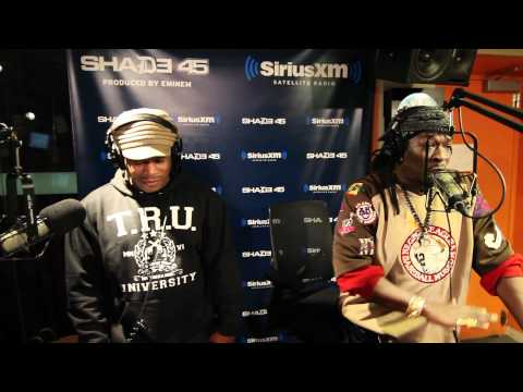 Brother J from X-Clan freestyles on SwayInTheMorning