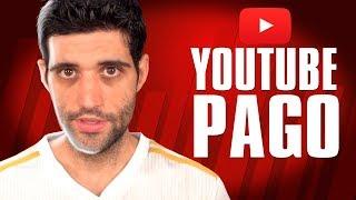 Youtube PAGO, o Youtube Premium, o que é e o que vai MUDAR