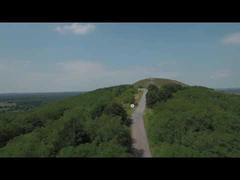 Halden - das Ruhrgebiet von oben