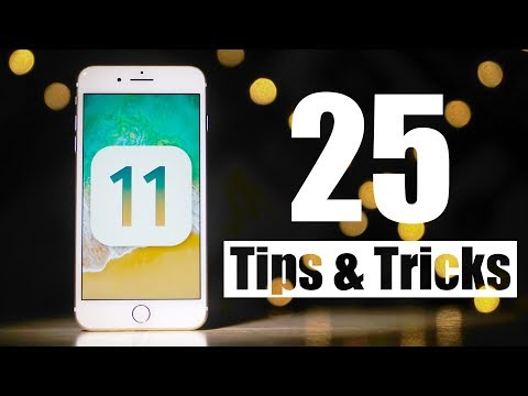 iOS 11 - Top 25 Useful Tips & Tricks