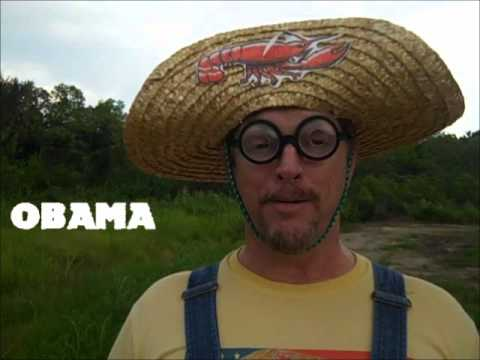 CAJUN WORD OF THE DAY OBAMA!
