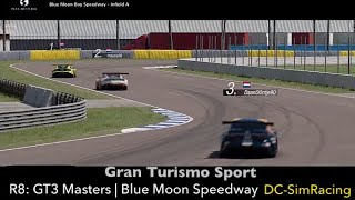 Gran Turismo Sport - GT3 Masters - Blue Moon Infield Speedway - DC-SimRacing.NL - LIVE