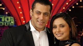 Salman Khan Rejects Rani Mukherji's Marriage Proposal !