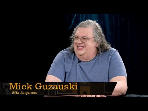 Mix Engineer Mick Guzauski - Pensado's Place #115