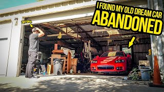 I Sold My Dream Car 5 Years Ago. Now I Found It ABANDONED (And I Bought It BACK!)