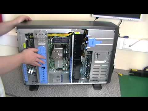 Server Case UK - Review of Supermicro SuperChassis 747 Based E5-Xeon VMware Server Build