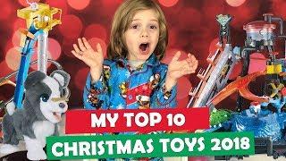 Top 10 Christmas Toys 2018