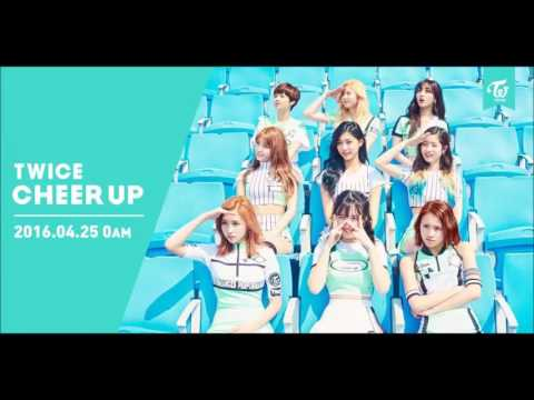 TWICE(트와이스) - CHEER UP (Male Version)