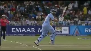 yuvraj singh blasts australian bowling in india vs australia t20 world cup semifinal match 2007