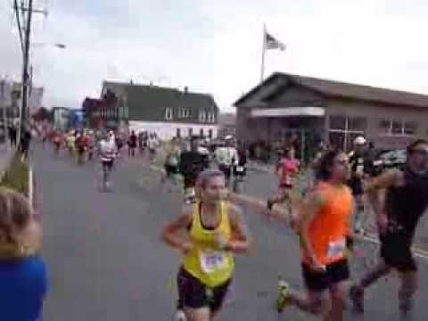 2013 Steamtown Marathon - Forest City High School Band