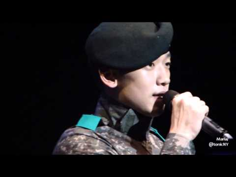 05-08-13 Rain (Bi) / Sgt Jung at the  Arirang World Peace Festival- Washington DC
