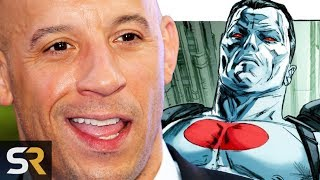 10 Comic Book Characters You DIDN'T Know Were Getting Movies