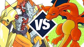 Pokémon Vs. Digimon: ¿Quién Gana? (Atómico #126) en Átomo Network