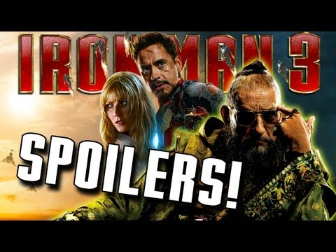 IRON MAN 3 Explained - SPOILER Review!